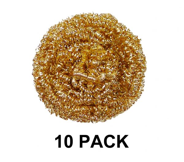 Thermaltronics BC-10 Brass Curls (10 PACK) interchangeable for Metcal AC-BP