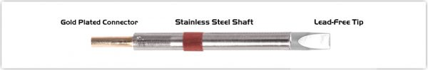 """Thermaltronics K80CH050 Chisel Extra Large 5.0mm (0.20"""")"""