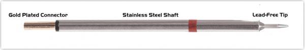 "Thermaltronics PM80CS151 Conical Sharp 1.0mm (0.04"")"
