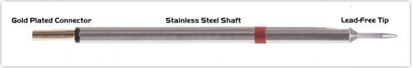 "Thermaltronics PM80CS154 Conical Sharp 1.0mm (0.04"")"