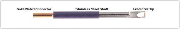 "Thermaltronics T60CH052 Chisel 30deg 5.20mm (0.20"")"