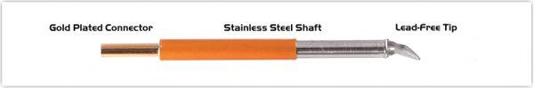 "Thermaltronics TM70CB225 Chisel Bent 30deg 1.78mm (0.07"")"