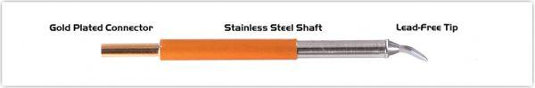 "Thermaltronics TM70CB226 Chisel Bent 30deg 1.5mm (0.06"")"