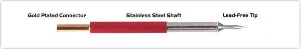 "Thermaltronics TM80CS150 Conical Sharp 0.4mm (0.016"")"