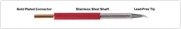 "Thermaltronics TM80SB276 Bent Sharp 30deg 0.5mm (0.02"")"