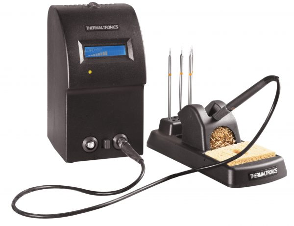 Thermaltronics TMT-9000S-1 Soldering System w/SHP-1 100-110VAC interchangeable for Metcal MX-500S-11