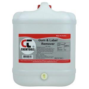 Gum & Label Remover 20L