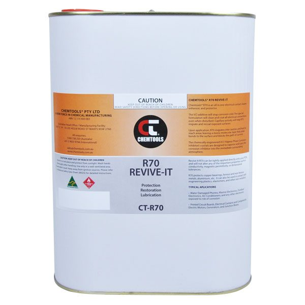 R70 Electrical Protector & Conductivity Enhancer 5L