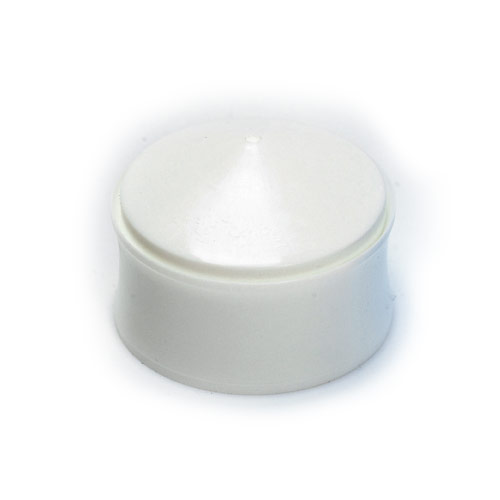 Piston 5cc Wiper White - 1000 pack