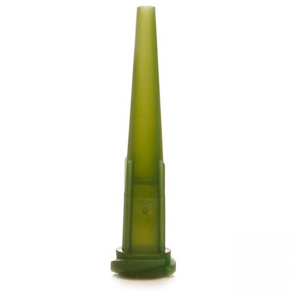 "Taper Tip 14 G X 1 1/4"" - Olive"