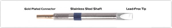 """Thermaltronics K60CH050 Chisel Extra Large 5.0mm (0.20"""")"""