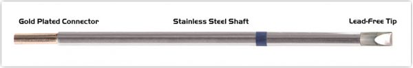 "Thermaltronics M6CH052 Chisel 30deg 5.20mm (0.20"")"