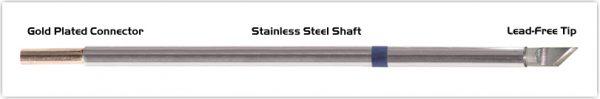 "Thermaltronics M6K047 Knife 4.70mm (0.185"")"