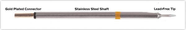 "Thermaltronics PM75CS151 Conical Sharp 1.0mm (0.04"")"