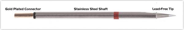 "Thermaltronics PM80CS155 Conical Sharp 0.5mm (0.02"")"