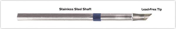 """Thermaltronics S60BV050 Bevel 45deg 5.00mm (0.20"""")"""