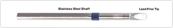 """Thermaltronics S60CH050 Chisel Extra Large 5.0mm (0.20"""")  interchangeable for Metcal SSC-617A"""