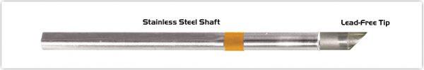 """Thermaltronics S75BV060 Bevel 45deg 6.00mm (0.24"""")"""