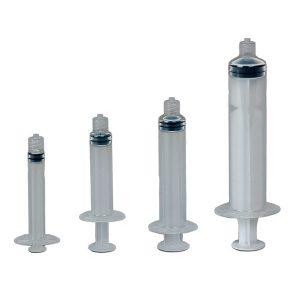 Manual Syringe Assembly - Graduated 3CC - 1000 pack